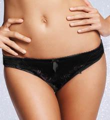 Elle Macpherson Intimates Exotic Garden Thong Panty E16-019