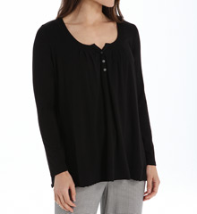 Ellen Tracy Horizon Long Sleeve Top 8415357
