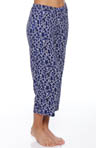Ellen Tracy Blue Me A Kiss Cropped Pant 8610961