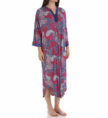 Ellen Tracy Equinox Long Caftan 8915328