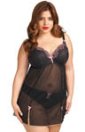 Betty Underwire Babydoll Image