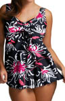 elomi Fiora Flared Tankini Swim Top ES7002