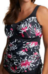 elomi Fiora Ruched Tankini Swim Top ES7003