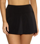 Essentials Flared Skirted Brief Swim Bottom