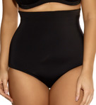 Essentials High Waist Brief Swim Bottom