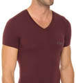 Soft Cotton V-Neck Image