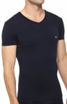 Emporio Armani Luxe Blend V-Neck T-Shirt 110810T