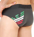 Emporio Armani Big Eagle Italia Microfiber Brief 11081458
