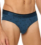 Emporio Armani All Over Eagle Brief 110814H