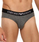Emporio Armani Printed Fantasy Brief 110814S