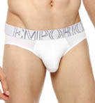 Emporio Armani Distressed Big Eagle Brief 110814X
