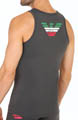 Big Eagle Italia Microfiber Tank Top Image