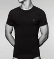 Emporio Armani Stretch Cotton Crew Neck T-Shirt 110853
