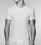 Emporio Armani Cotton V-Neck T-Shirt 3 Pack 110856