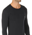 Basic Stretch Cotton Long Sleeve Image