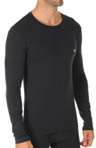Basic Stretch Cotton Long Sleeve-DNA