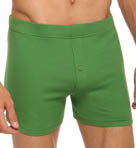 Pima Rib Stretch Cotton Boxer