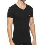 Essentials Eagle Stretch Cotton V-Neck