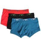 Emporio Armani Trunks - 3 Pack 111357