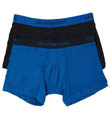 Stretch Cotton Boxer Briefs - 2 Pack Image