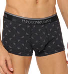 Emporio Armani All Over Eagle Trunk 111389H
