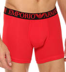 Emporio Armani Colored Stretch Cotton Boxer Brief 111998E