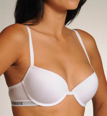 Lilla Microfiber Push Up Bra