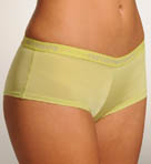 Emporio Armani Lilla Microfiber Hipster Panty 162426L