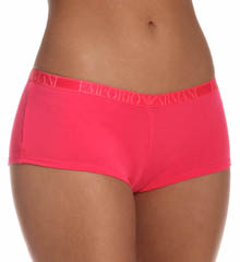 Emporio Armani 162426SC Stretch Cotton Culotte Panty