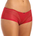 Emporio Armani Christmas Secret Lace and Micro Culotte Panty 162426XS