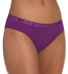 Emporio Armani 162428SC Stretch Cotton Brief Panty