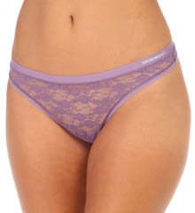 Emporio Armani 162468AL Allover Lace Thong