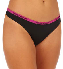 Emporio Armani 162468CL Caresse Light Thong