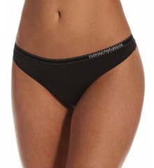 Emporio Armani 162468MP Minimal Perfection Micro Thong
