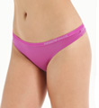 Emporio Armani Minimal Perfection Microfiber Thong 162468PM