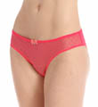 Coquette Dotted Mesh Brief Panty Image