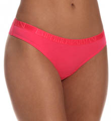 Emporio Armani 163179SC Stretch Cotton Brazilian Brief Panty