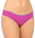 Emporio Armani Eagle Design Jacquard Cotton Thong Two Pack 163199ED