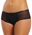 Lurex Lace Luxury Cheeky Panty Image