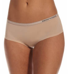 Emporio Armani 163225MP Minimal Perfection Micro Cheeky Panty