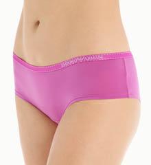 Emporio Armani 163225PM Minimal Perfection Microfiber Boyshort Panty