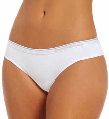 Emporio Armani Essential Cotton Thong 163317EC