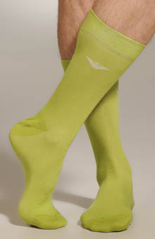 Basic Eagle Fashion Stretch Cotton Sock