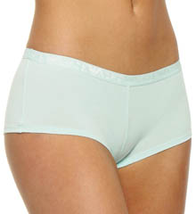 Emporio Armani 62426263 Everyday Stretch Cotton Logo Culotte Panty
