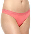 Emporio Armani Basically Micro with Crochet Thong 62468231