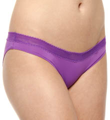 Emporio Armani 62525231 Basically Micro with Crochet Brief Panty