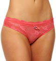 Chic Lace with Organdy Trim Brief Panty Image