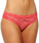 Emporio Armani Chic Lace with Organdy Trim Brief Panty 62525242