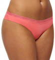 Emporio Armani Basically Micro with Crochet Brazilian Brief Panty 62948231