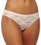 Emporio Armani All Over Lace Brazilian Brief Panty 62948283